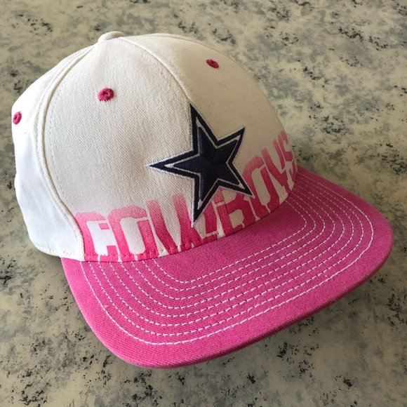 2e7764682 Dallas Cowboys Reebok Breast Cancer Awareness Cap.  M_5b7895a45fef37a426846d63